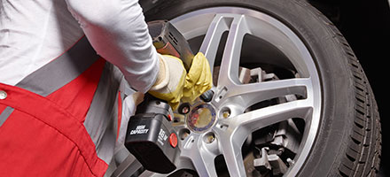 Tire Balance, Rotation & Brake Inspection