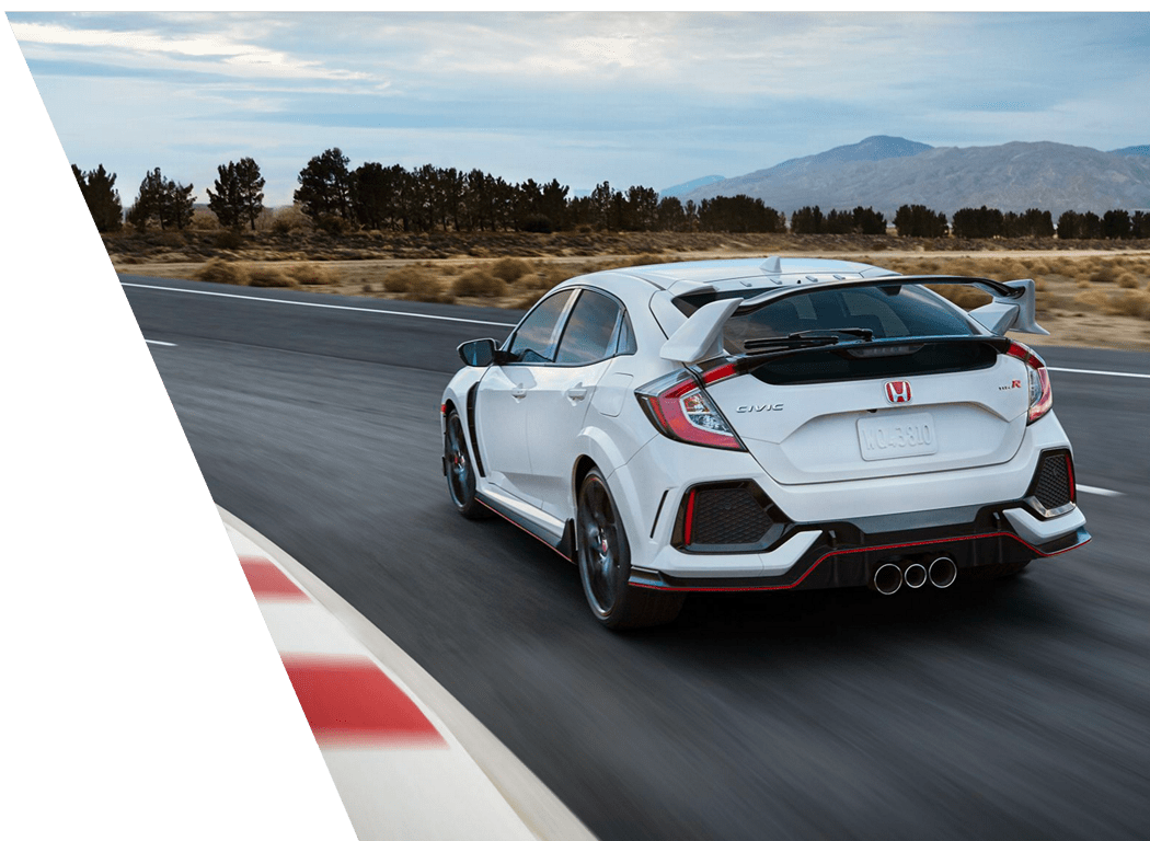 Read Driving of the New 2018 Civic Type R at DCH Honda of Nanuet