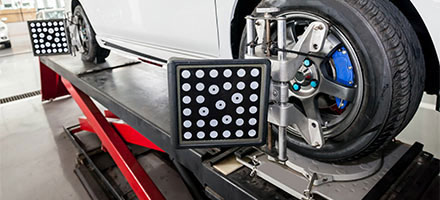 4-Wheel Alignment Service Special