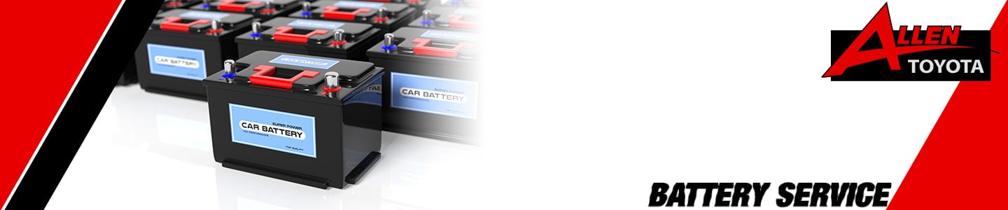 Battery Service and Installation in Gulfport, MS -| J. Allen Toyota