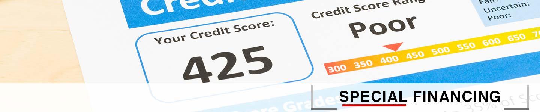 Grainger Nissan of Beaufort Bad Credit Financing