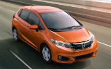 What's New in the 2018 Honda Fit?