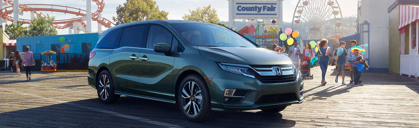 2018 Honda Odyssey For Sale In North Olmsted, OH