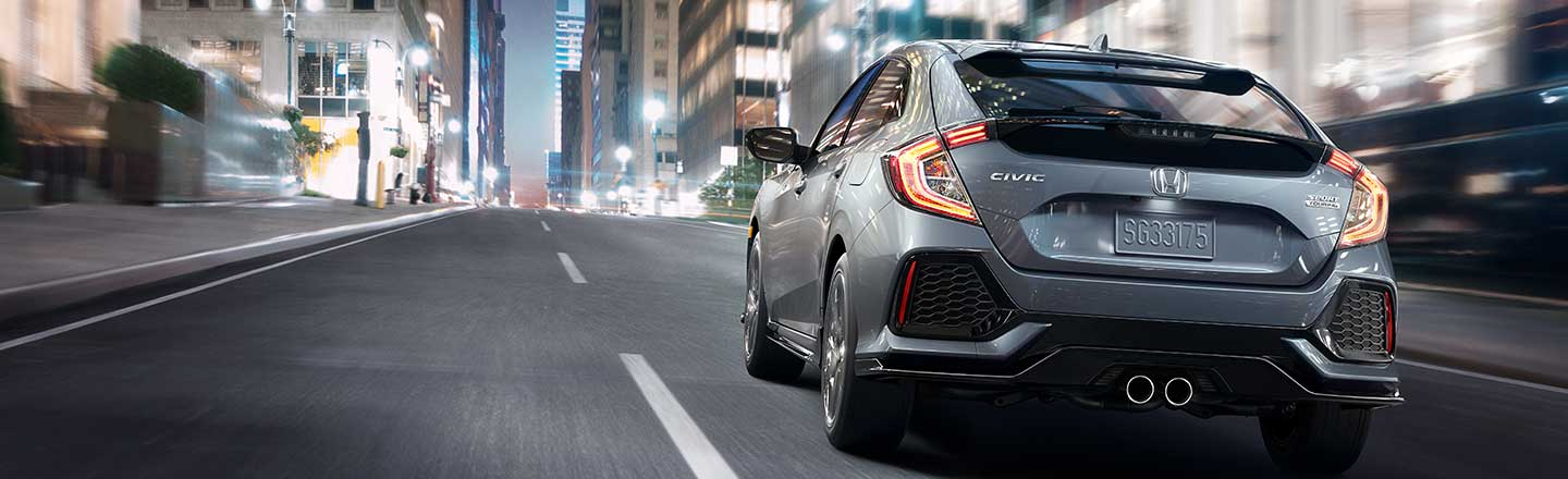 2017 Honda Civic Hatchback For Sale in Olmsted, OH