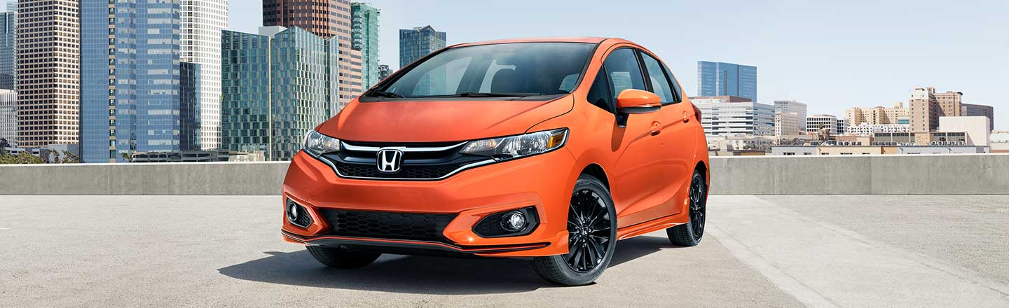2018 Honda Fit near Cleveland and Westlake, Ohio