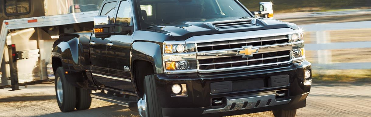 Buy New and Used Chevrolet Truck Models in Fontana, CA