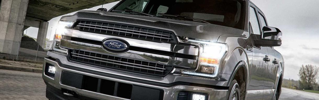 Buy New and Used Ford Truck Models in Fontana, CA