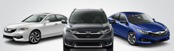 Honda sedans