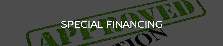 bad credit financing