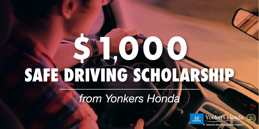 Yonkers Honda Scholarship Contest