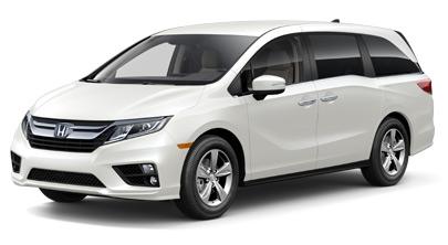 2020 Odyssey EX Auto