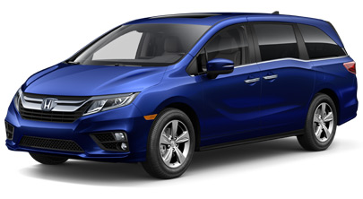 2020 Odyssey EX-L Auto