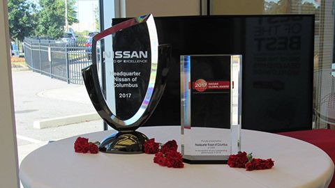 2017 Nissan Global Award of Excellence Presentation