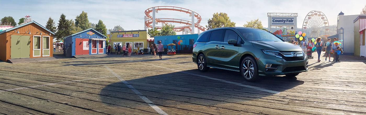 2018 Honda Odyssey Near Kissimmee, Florida