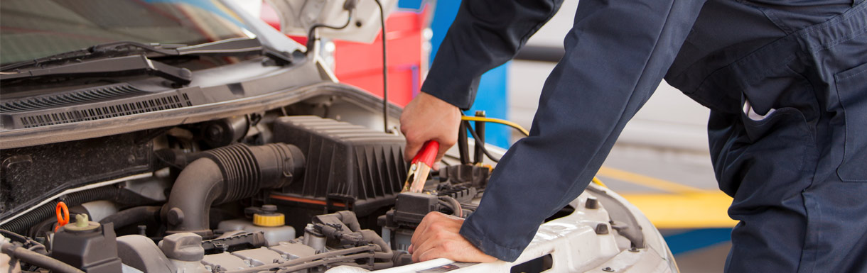 Get you car battery serviced at winter haven honda