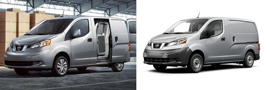 New Nissan NV200 | Nissan Commercial Vehicle Dealer in Alabama