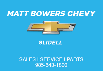 Matt Bowers Chevrolet Slidell logo