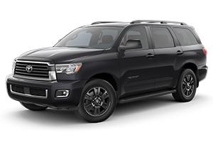 New 2018 Toyota Sequoia for sale at All Star Toyota
