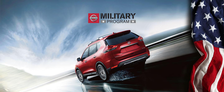 Nissan Military