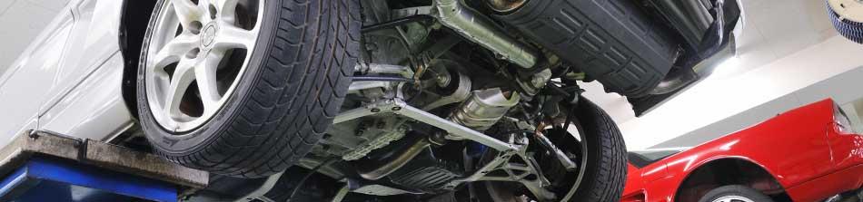 Frame & Suspension Repairs in New Orleans, LA & Kansas City, KS