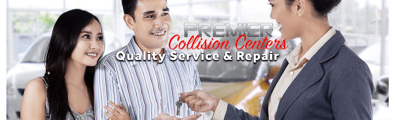 Premier Collision Center Quality Service & repair