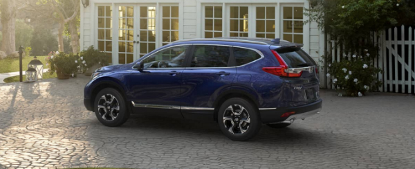 2018 Honda CR-V SUV of the Year