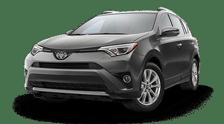 Rent a Toyota RAV4