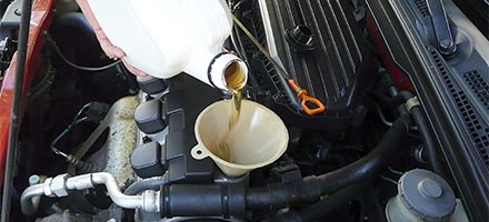 Lube, Oil, Filter!