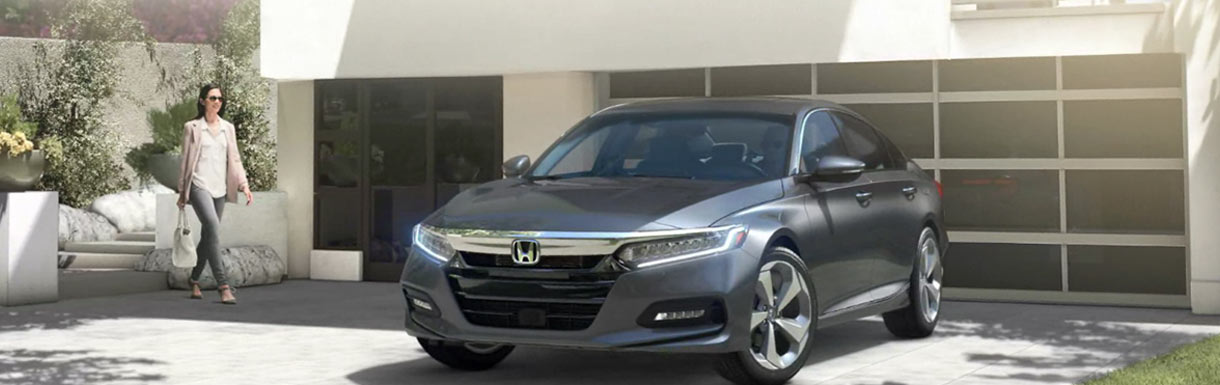 2018 Honda Accord Sedans to Explore Near Kissimmee, FL