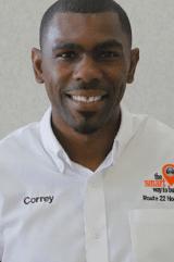 Correy  Degannes Bio Image