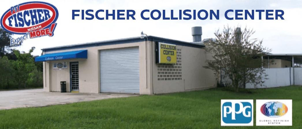 Nissan Collision Center near Titusville FL