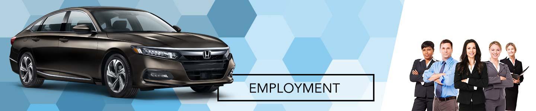 Employment at Community Honda of Orland Park