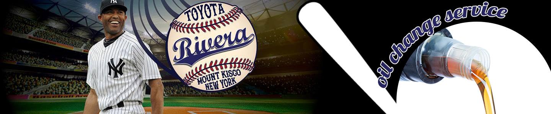 Rivera Toyota Oil Change Service