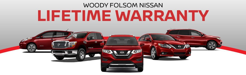 Lifetime Warranty at Woody Folsom Nissan of Vidalia, near Lyons, GA