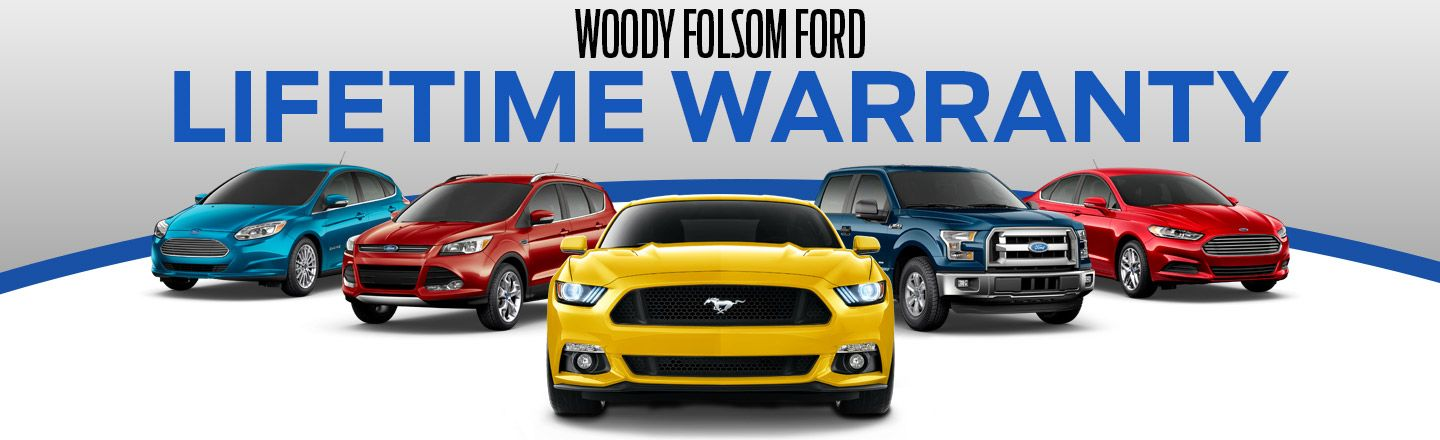Lifetime Powertrain Warranty at Woody Folsom Ford, in Baxley, GA