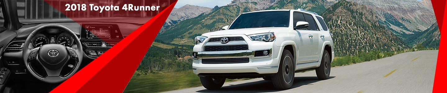 2018 toyota 4runner at Toyota of Laramie
