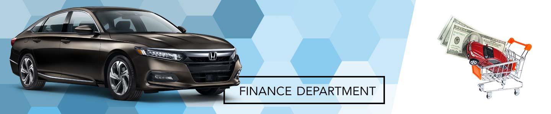 Finance Department at Community Honda of Orlando Park