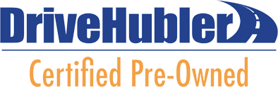 DriveHubler Certified Pre-Owned logo