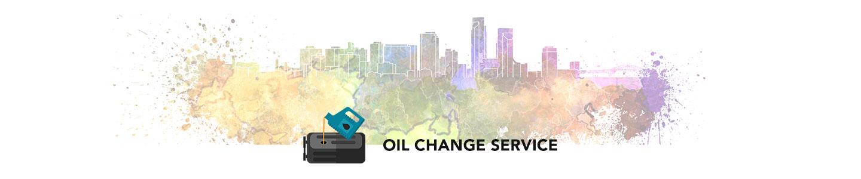 Service - Oil Change