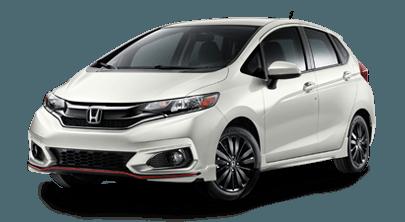 2020 Honda Fit Sport Automatic