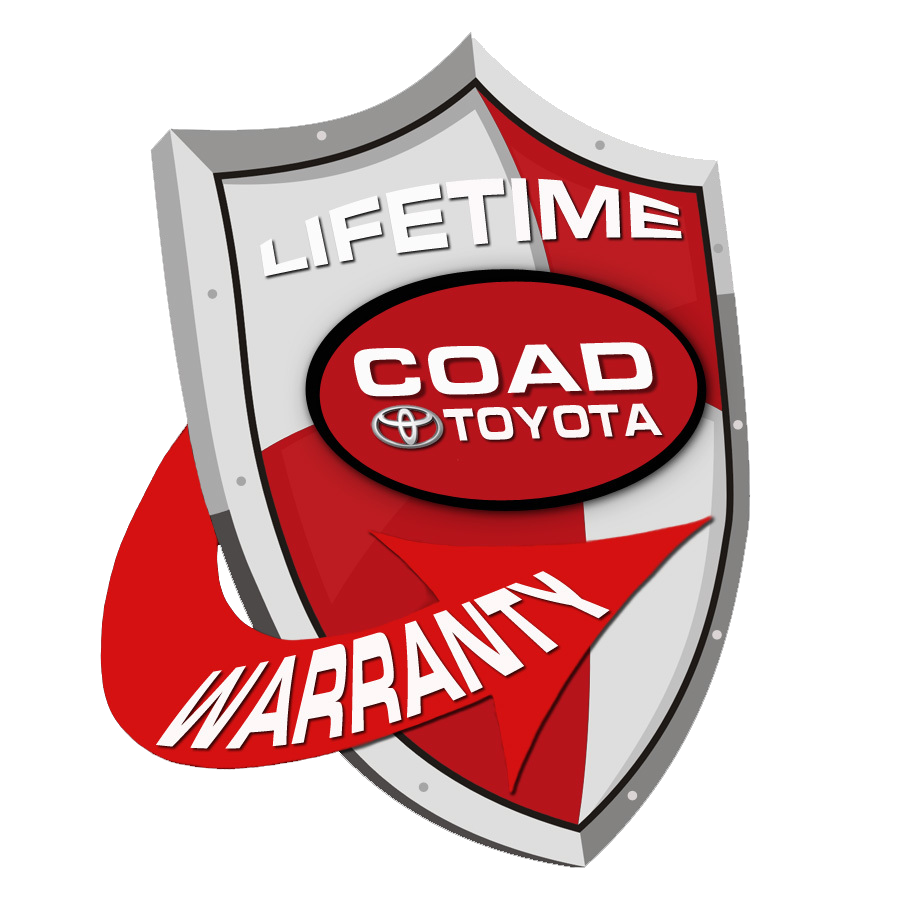 Coad Toyota | Lifetime Warranty