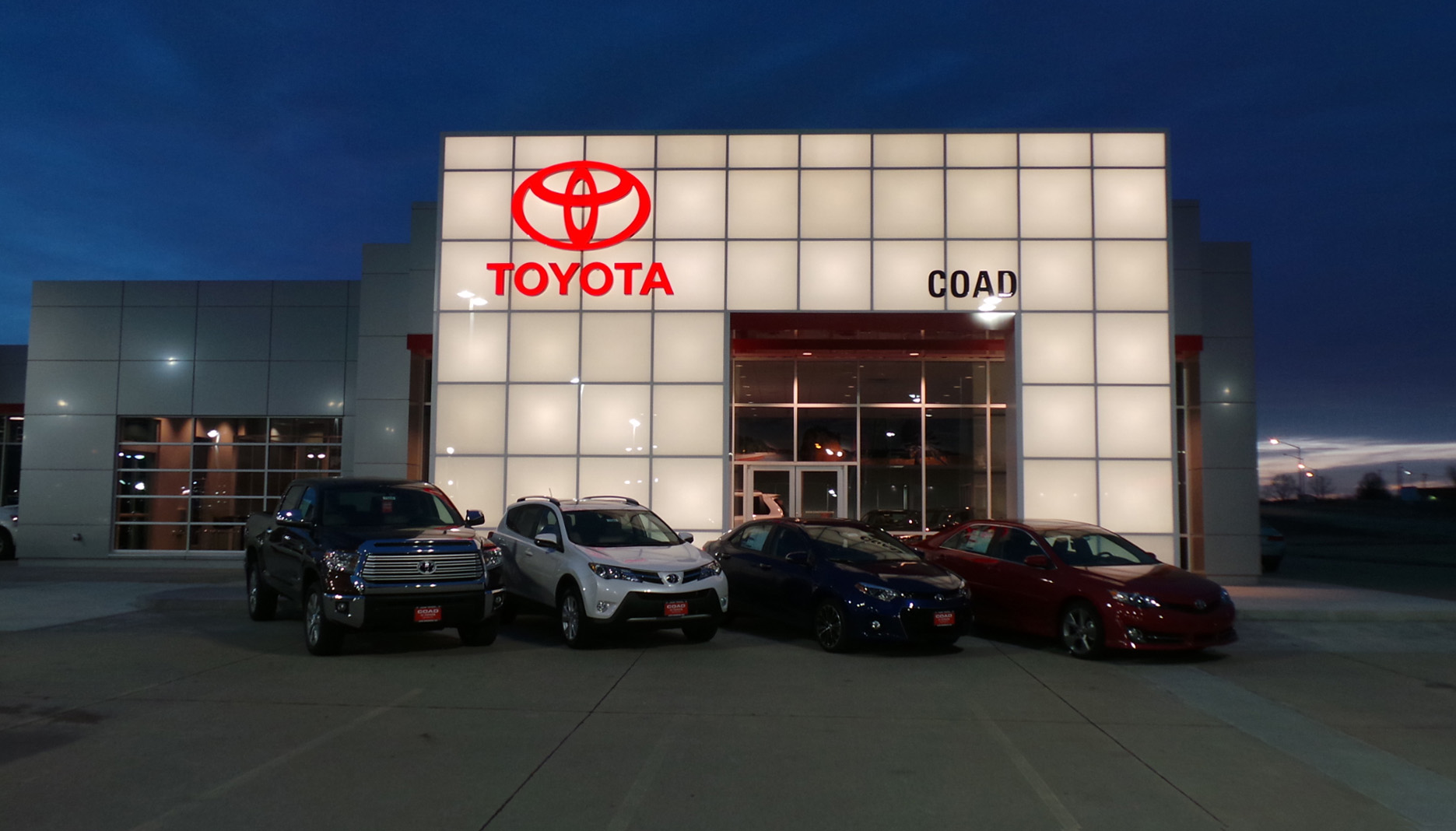 About Us | Coad Toyota In Cape Girardeau, MO