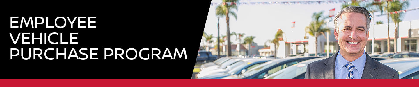 Employee Vehicle Purchase Program for Vero Beach, FL Nissan Shoppers