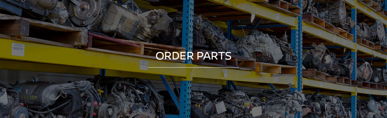Order Nissan Auto Parts Near Ft. Myers, FL
