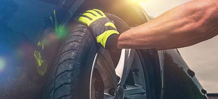 Tire Rotate and Balance