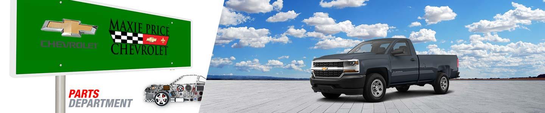 Auto Parts Department Serving Loganville Ga Maxie Price Chevrolet
