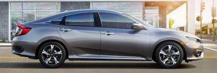 New Honda Civic Selection