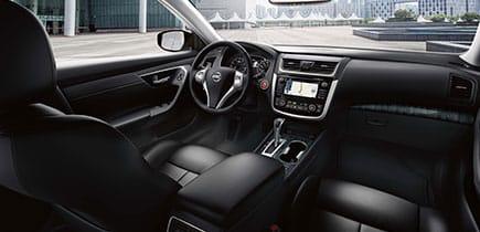 Interior 2018 Nissan Altima
