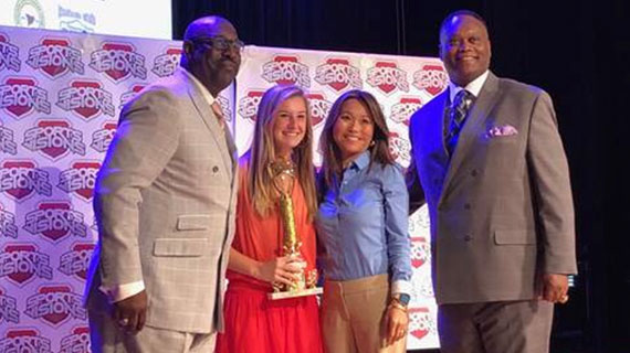 3rd Annual Sports Visions Female Athlete of the Year Luncheon - April 2018