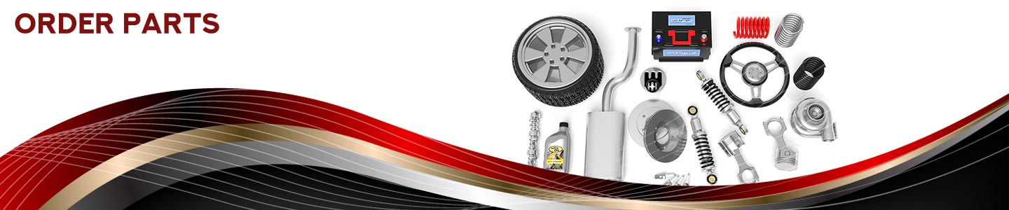 Order Toyota Parts Online From Clear Lake or Forest City, Iowa